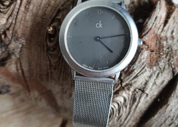 Horloge Calvin Klein K03111 Stainless Steel Mesh B