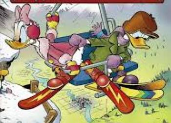 Donald Duck, Winterboek 2007