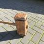Houten Kop van jut hamer zwaar model