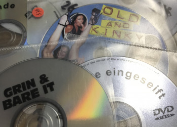 6x Erotische DVD