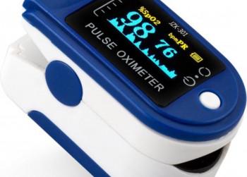 Hartslagmeter - Saturatiemeter - Zuurstofmeter