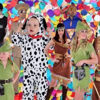 Carnavals Kleding