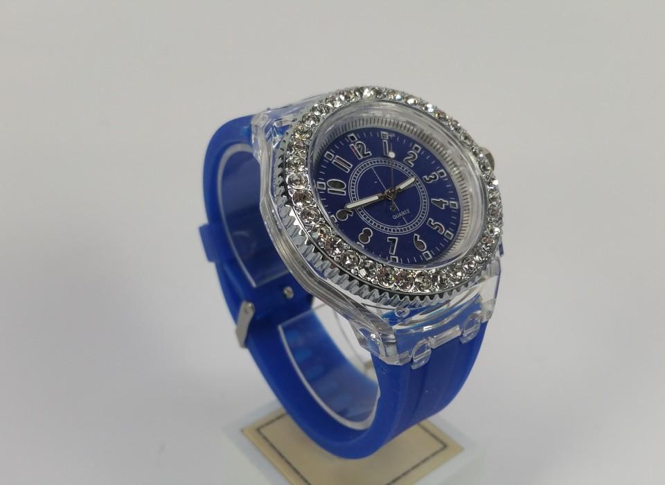 Trendy Dames Horloge met LED Verlichting | JouwVeilingen.nl webshop