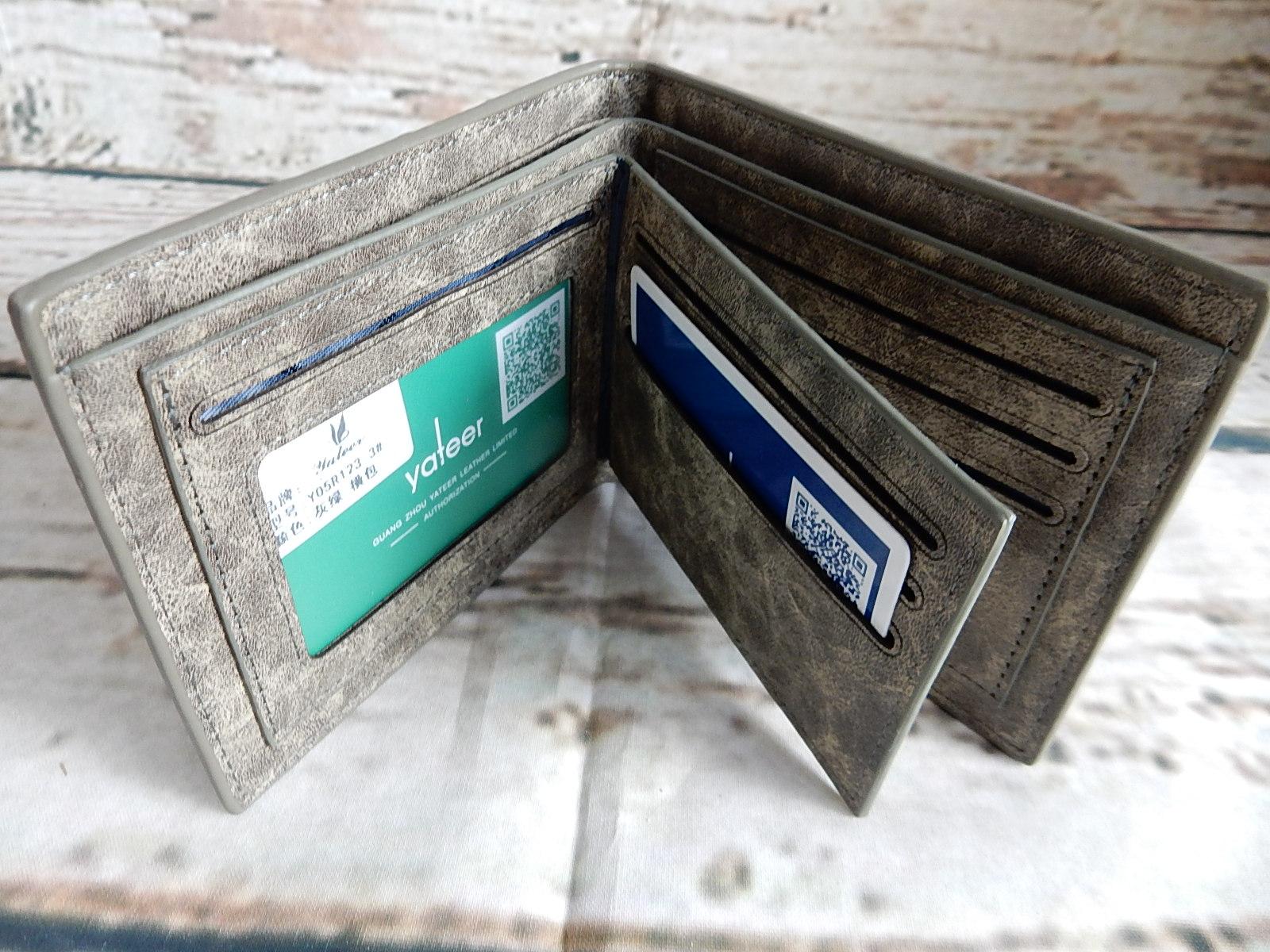 Portemonnee Heren Creditcard.Yateer Higher Heren Credit Card Portemonnee Jouwveilingen Nl Webshop