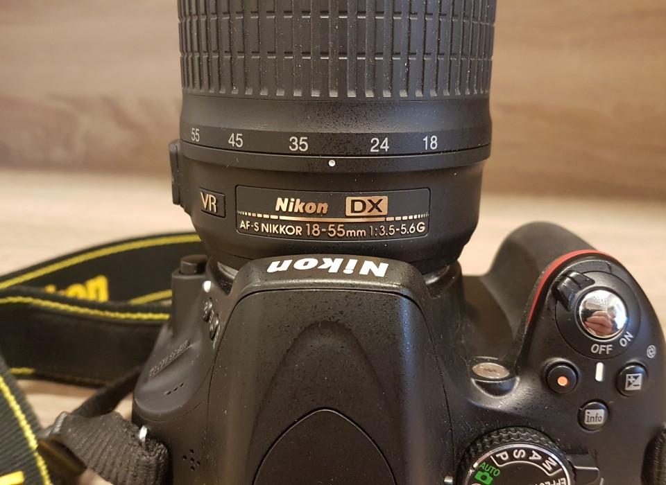 Mm Auto Sales >> Nikon D5100 Spiegelreflex Camera - 18 - 55 mm VR ...
