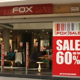 Fox Outlet Veilingen