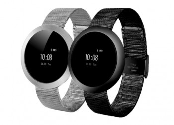 Activity Tracker (zilver)