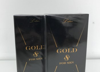 Heren parfum (GOLD)