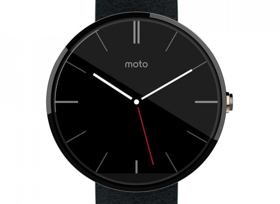 Moto 360 Gen. 1 Android Smartwatch (Grey) | JouwVeilingen ...