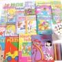 Kinder vakantie boeken pakket