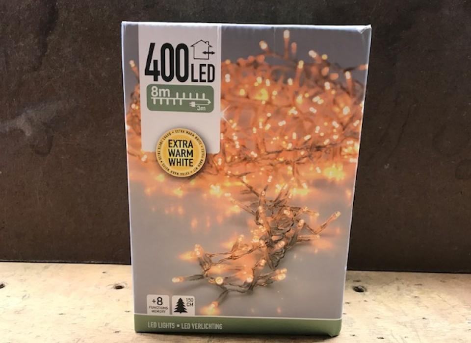 Kerstverlichting 400 Led Extra Warm Wit Jouwveilingen Nl Webshop