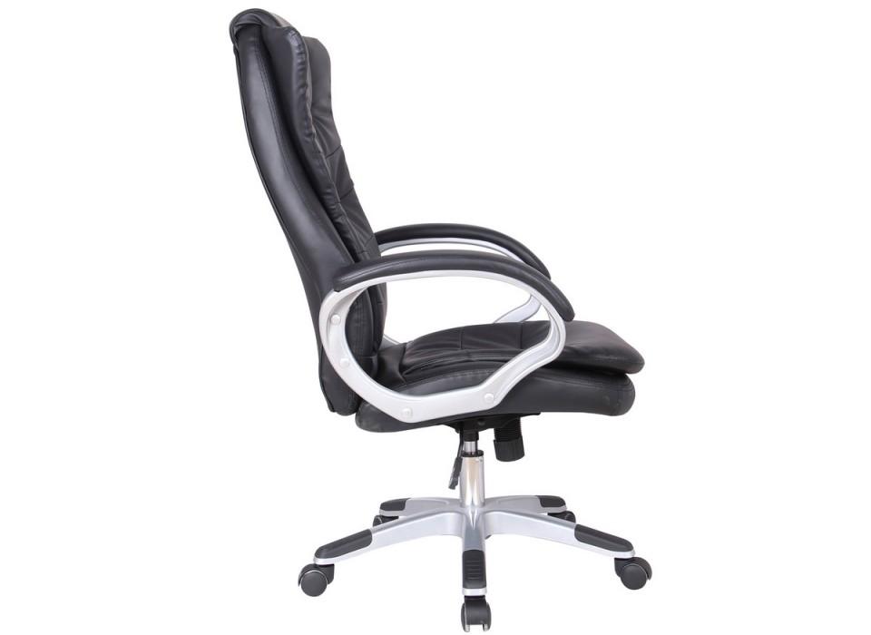 Description luxe bureaustoel black jouwveilingen webshop