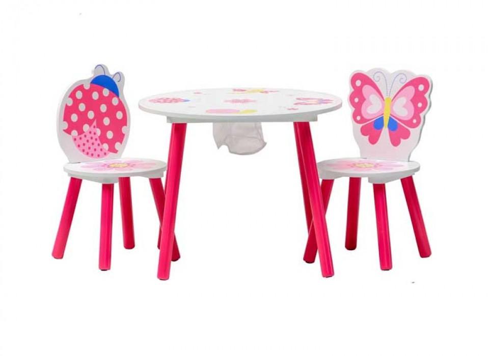 Plastic Stoel Kind : Speel setje voor kinderen 2 stoelen tafel jouwveilingen.nl webshop