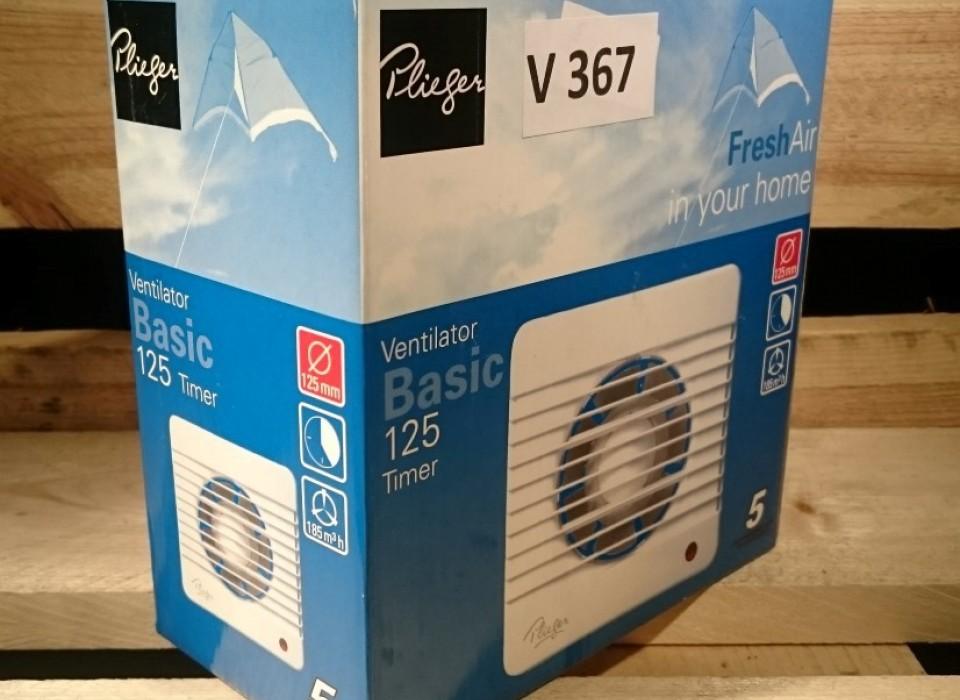 Plieger Ventilator Badkamer : Badkamer ventilator van plieger 125mm timer jouwveilingen.nl