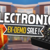 Ex-Demo Sale o.a Electronica 2018