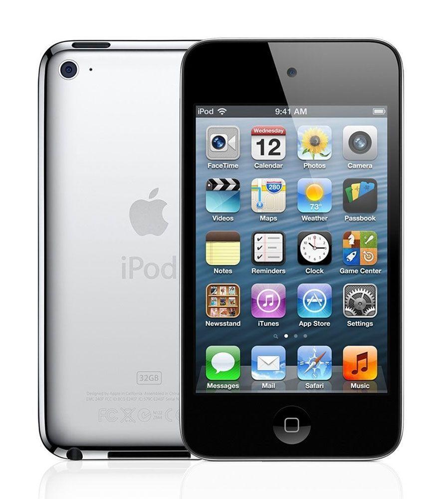 Apple iPod touch 4th Generation Black 32 GB ...