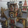Dickensville Kersthuis - Verlicht ca. 25cm hoog