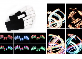 Light Show Gloves
