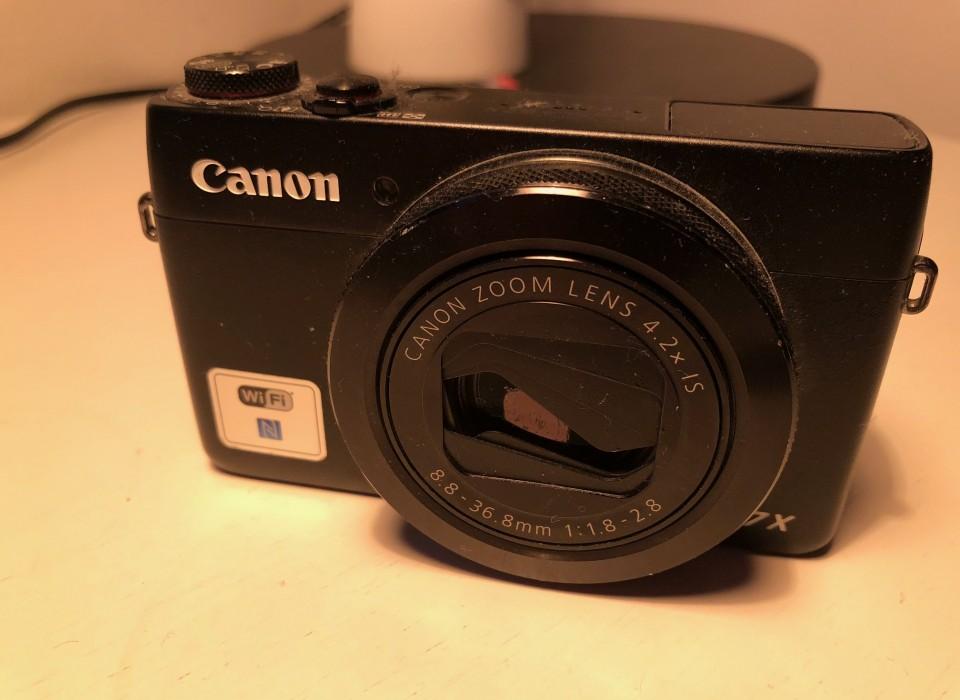 Canon Powershot G7x Vlog Camera Jouwveilingennl Webshop